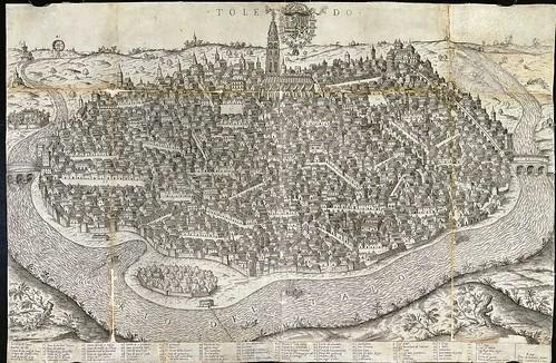 vista Toledo 1585
